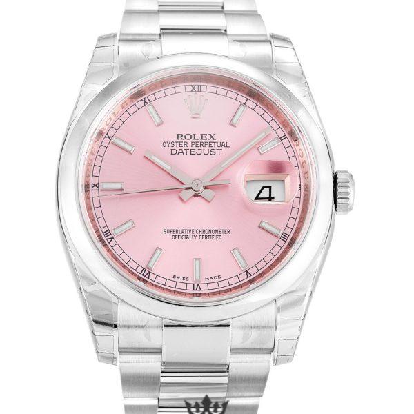 Rolex Datejust Replica 116200 002 Silver Bezel 36MM