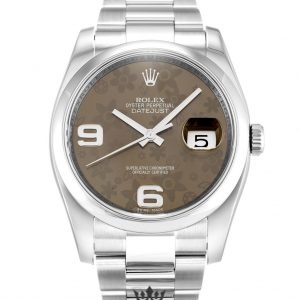 Rolex Datejust Replica 116200 004 Silver Strap 36MM