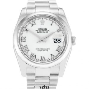 Rolex Datejust Replica 116200 006 Stainless Steel Strap 36MM