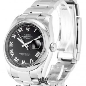 Rolex Datejust Replica 116200 Silver Strap 36MM