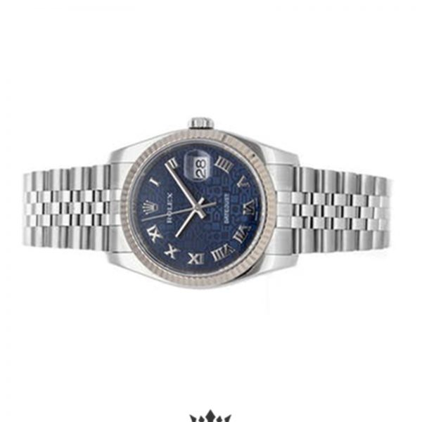 Rolex Datejust Replica 116234 Blue Dial 36MM