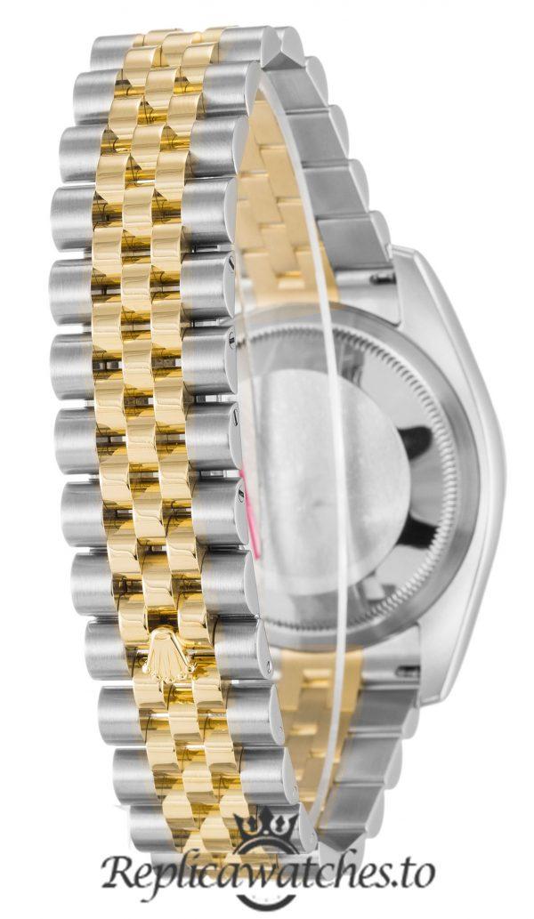 Rolex Datejust Replica 116243 Diamonds Bezel 36MM