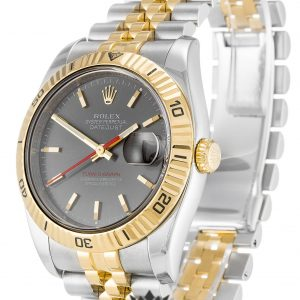 Rolex Datejust Replica 116263 002 Yellow Gold Bezel 36MM