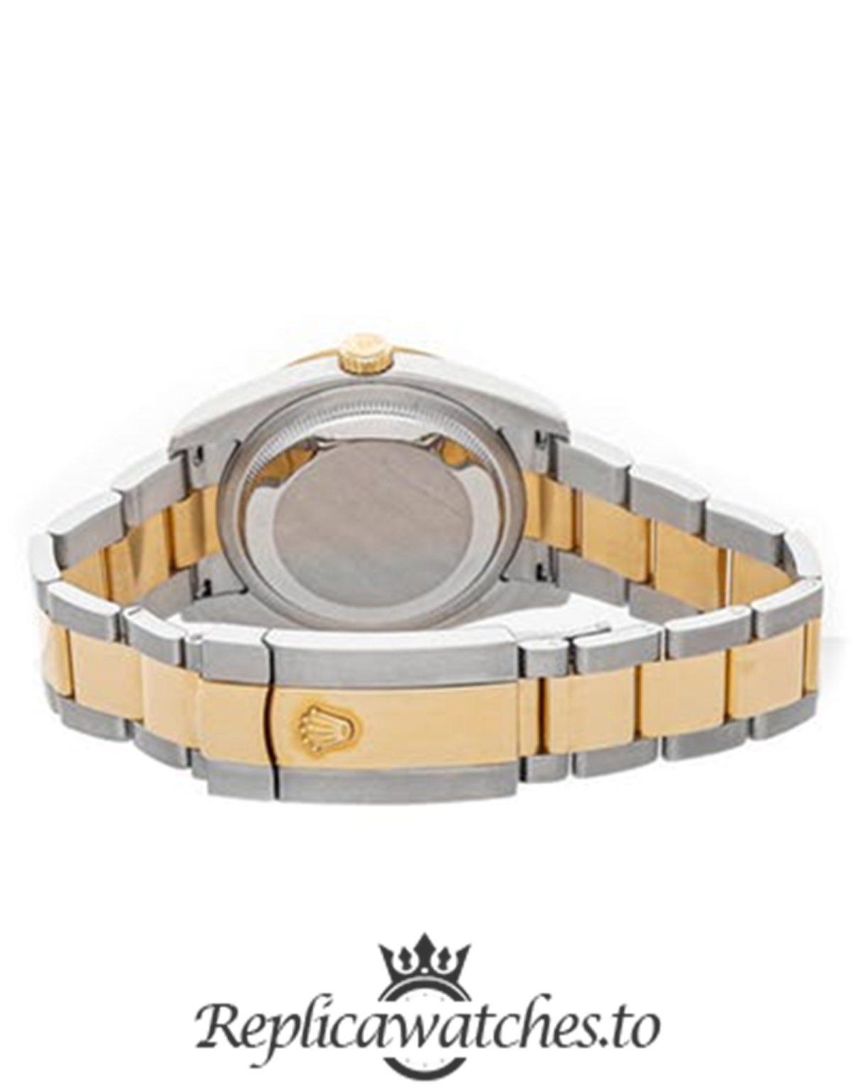 Rolex Datejust Replica 116263 White Dial 36MM