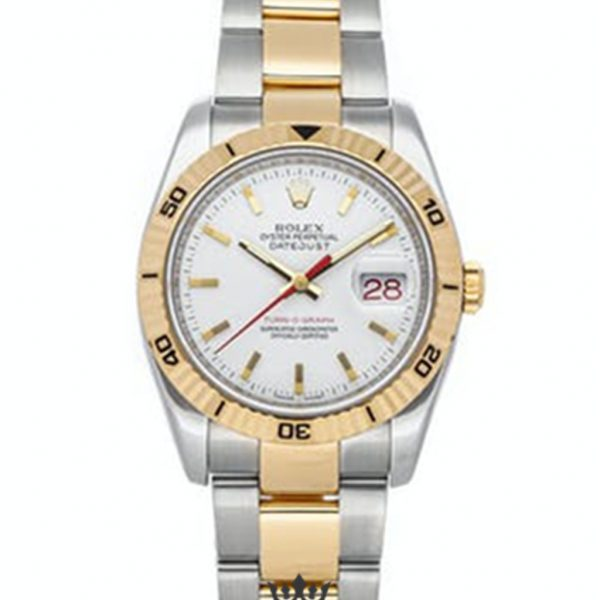 Rolex Datejust Replica 116263 White Dial 36MM