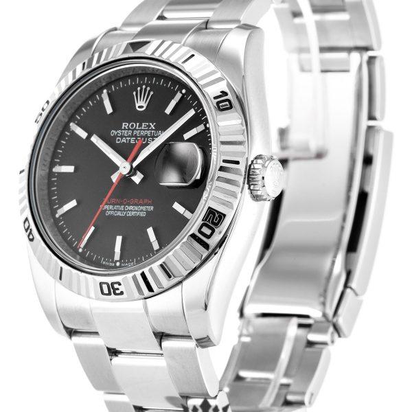 Rolex Datejust Replica 116264 Silver Strap 36MM