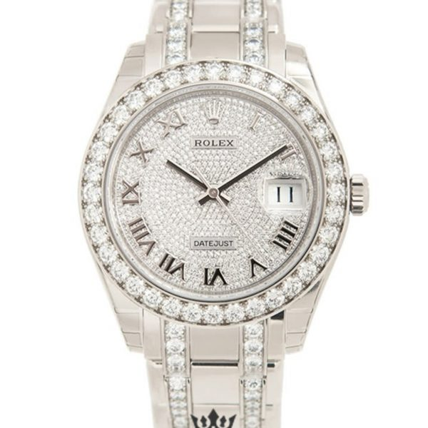Rolex Datejust Replica 116300 Diamonds Bezel 39MM