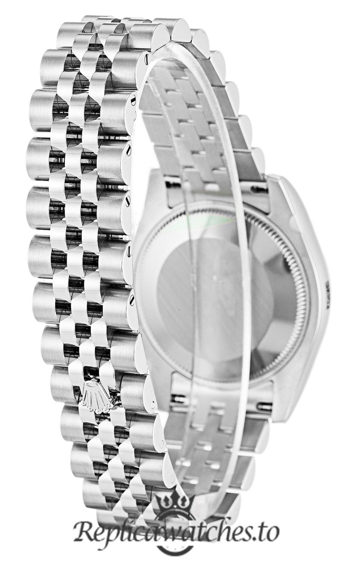 Rolex Datejust Replica 178240 001 Silver Bezel 31MM