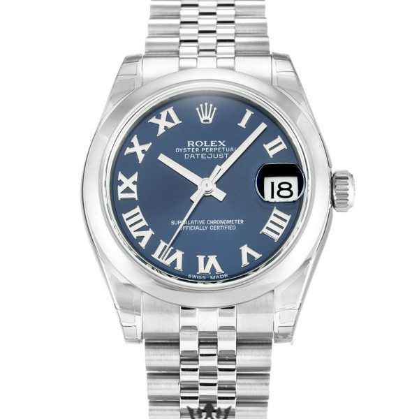 Rolex Datejust Replica 178240 002 Silver Bezel 30MM