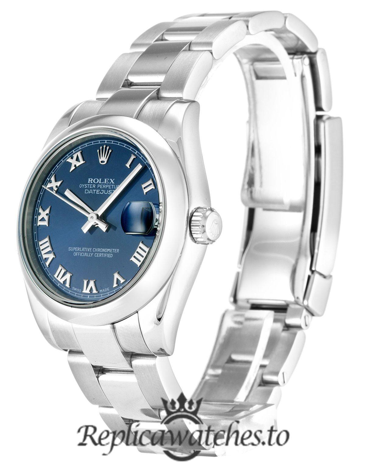 Rolex Datejust Replica 178240 003 Silver Bezel 31MM