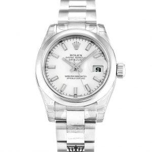 Rolex Datejust Replica 179160 Silver Strap 26MM