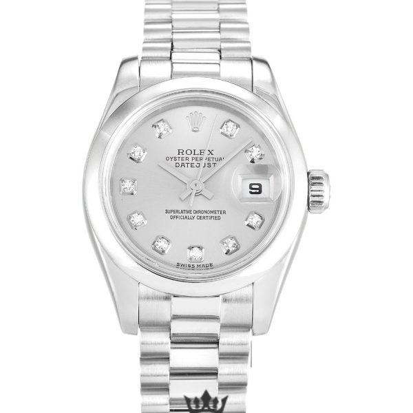 Rolex Datejust Replica 179166 Silver Strap 26MM