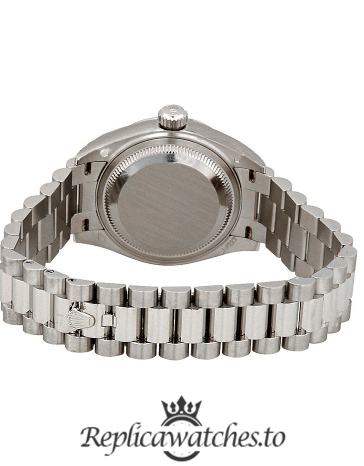 Rolex Datejust Replica 279166IBLRDP Silver Strap 28MM