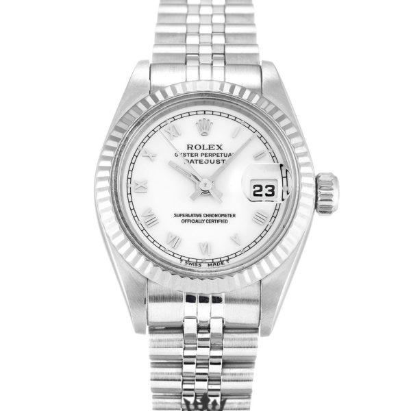Rolex Datejust Replica 69174 001 Silver Strap 26MM