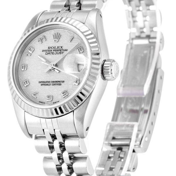 Rolex Datejust Replica 69174 Silver Dial 26MM
