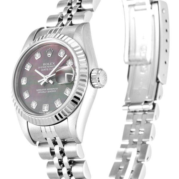 Rolex Datejust Replica 79174 Silver Strap 26MM