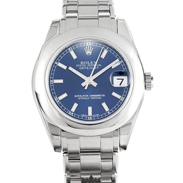 Rolex Datejust Replica 81209 Silver Strap 31MM
