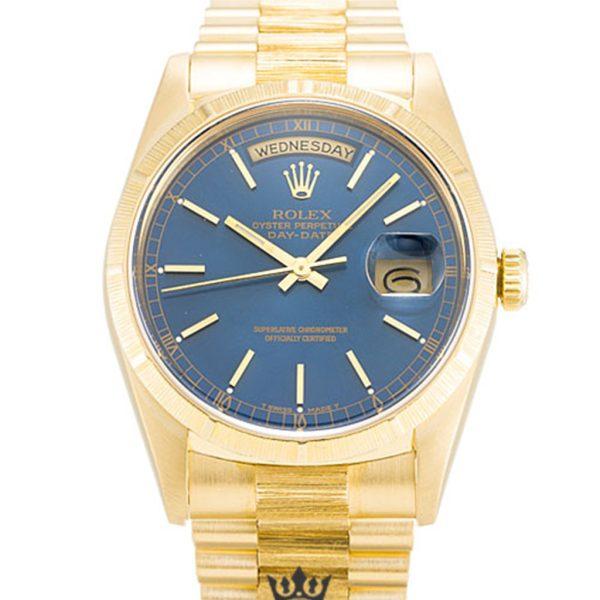 Rolex Day Date Replica 18248 Yellow Gold Strap 36MM