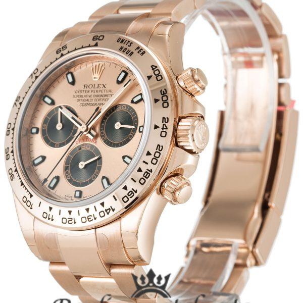 Rolex Daytona Replica 116505 002 Rose Gold Strap 40MM
