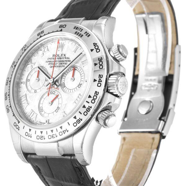 Rolex Daytona Replica 116519 004 Black Strap 40MM