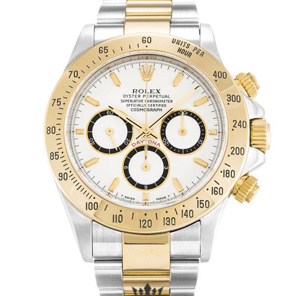 Rolex Daytona Replica 16523 004 Yellow Gold Bezel 40MM