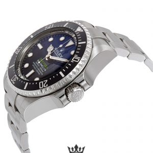Rolex Deepsea Replica 126660BLSO Black Bezel 44MM