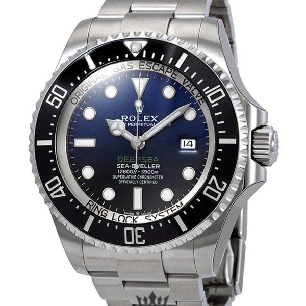 Rolex Deepsea Replica 126660BLSO Black Bezel 44MM