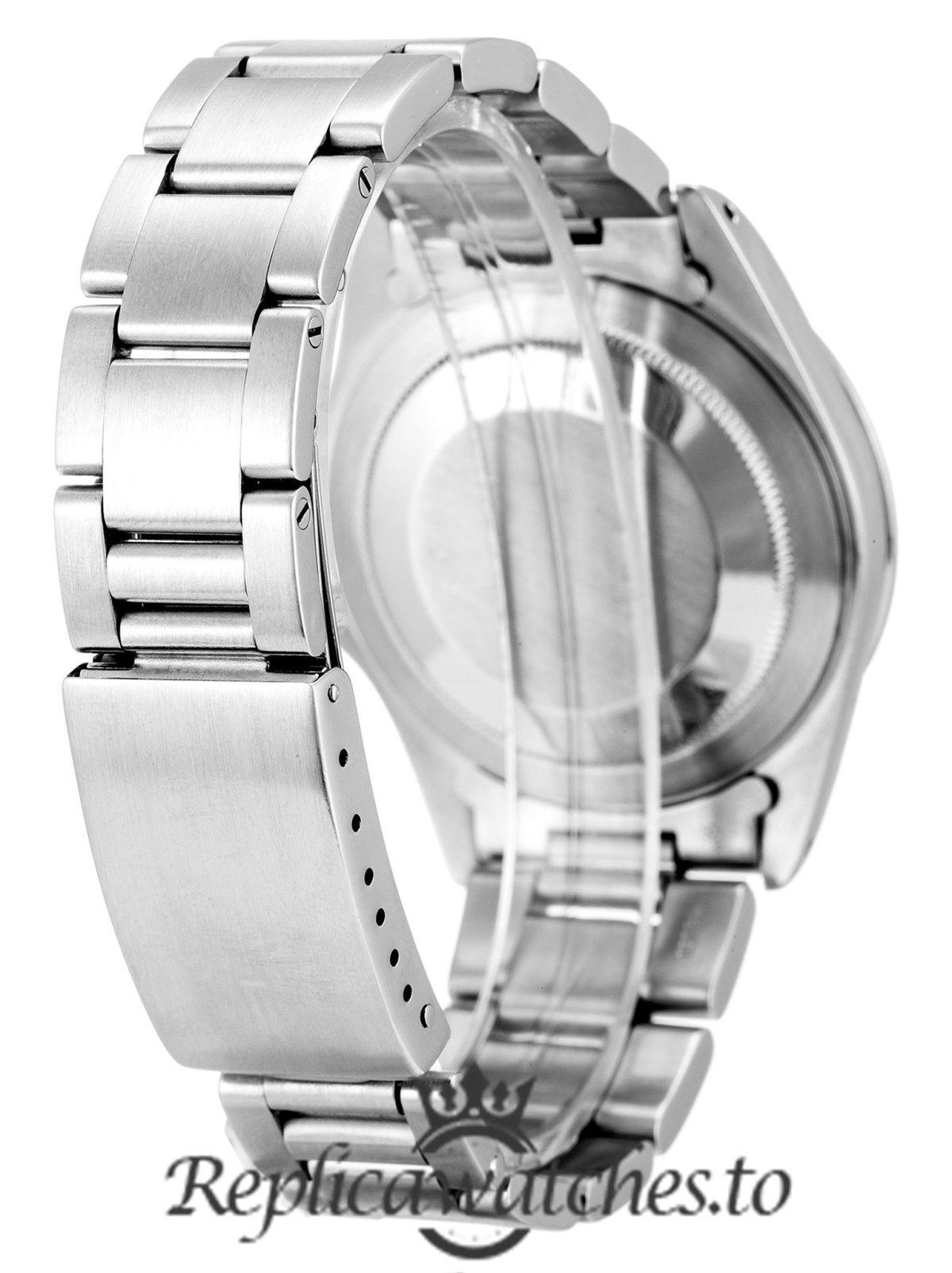 Rolex Explorer Replica 16550 Silver Strap 40MM