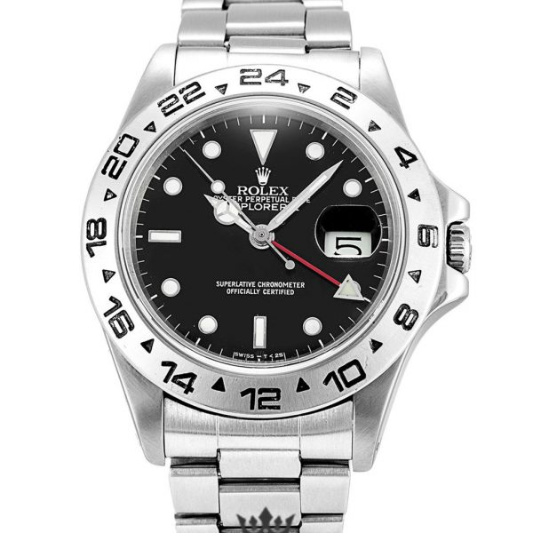 Rolex Explorer Replica 16550 Silver Strap 40MM