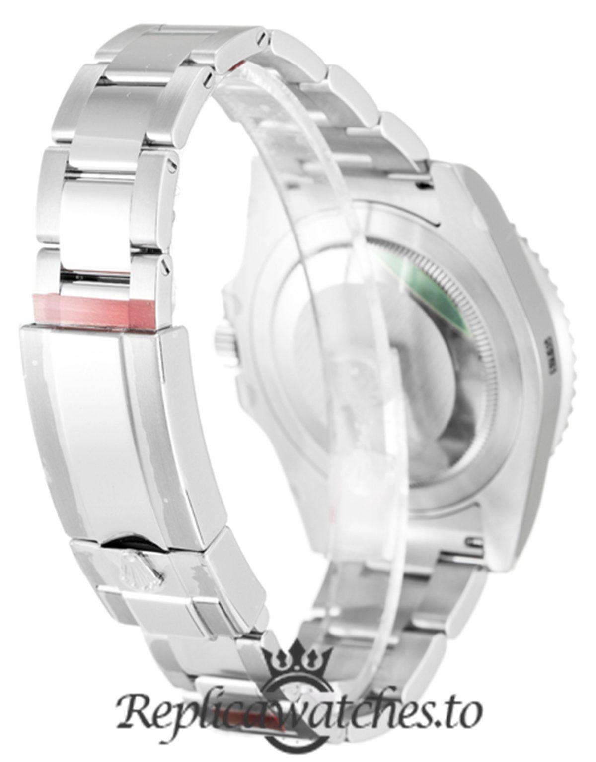 Rolex GMT Master Replica 116710 LN Silver Strap 40MM