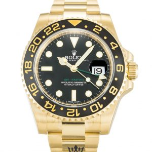 Rolex GMT Master Replica 116718 LN Black Bezel 40MM