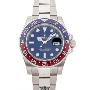 Rolex GMT Master Replica 116719BLRO Blue & Red Bezel 40MM