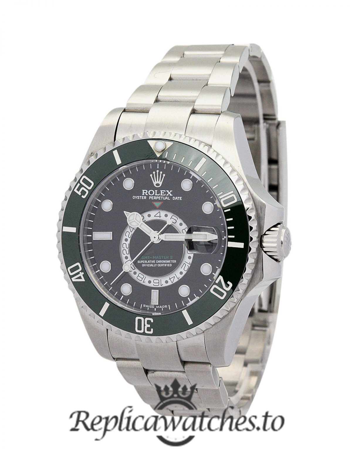 Rolex GMT Master Replica 16720 Black Bezel 40MM
