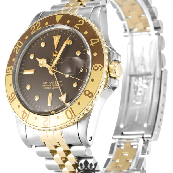 Rolex GMT Master Replica 1675 002 Stick Markers Dial 40MM