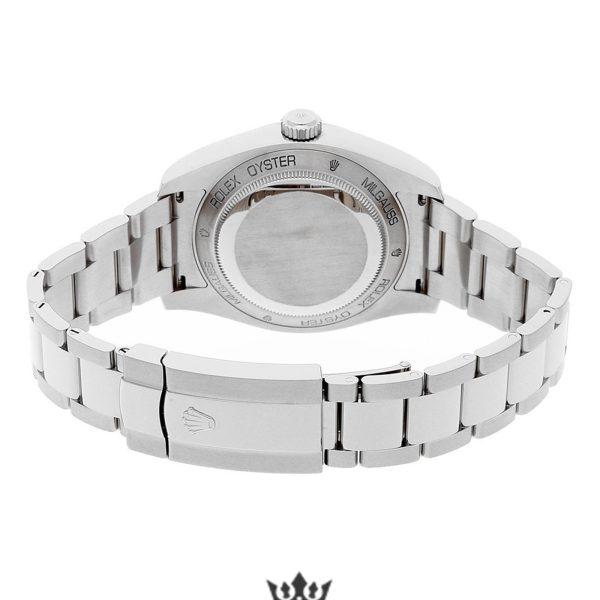 Rolex Milgauss Replica 116400 Silver Strap 40MM