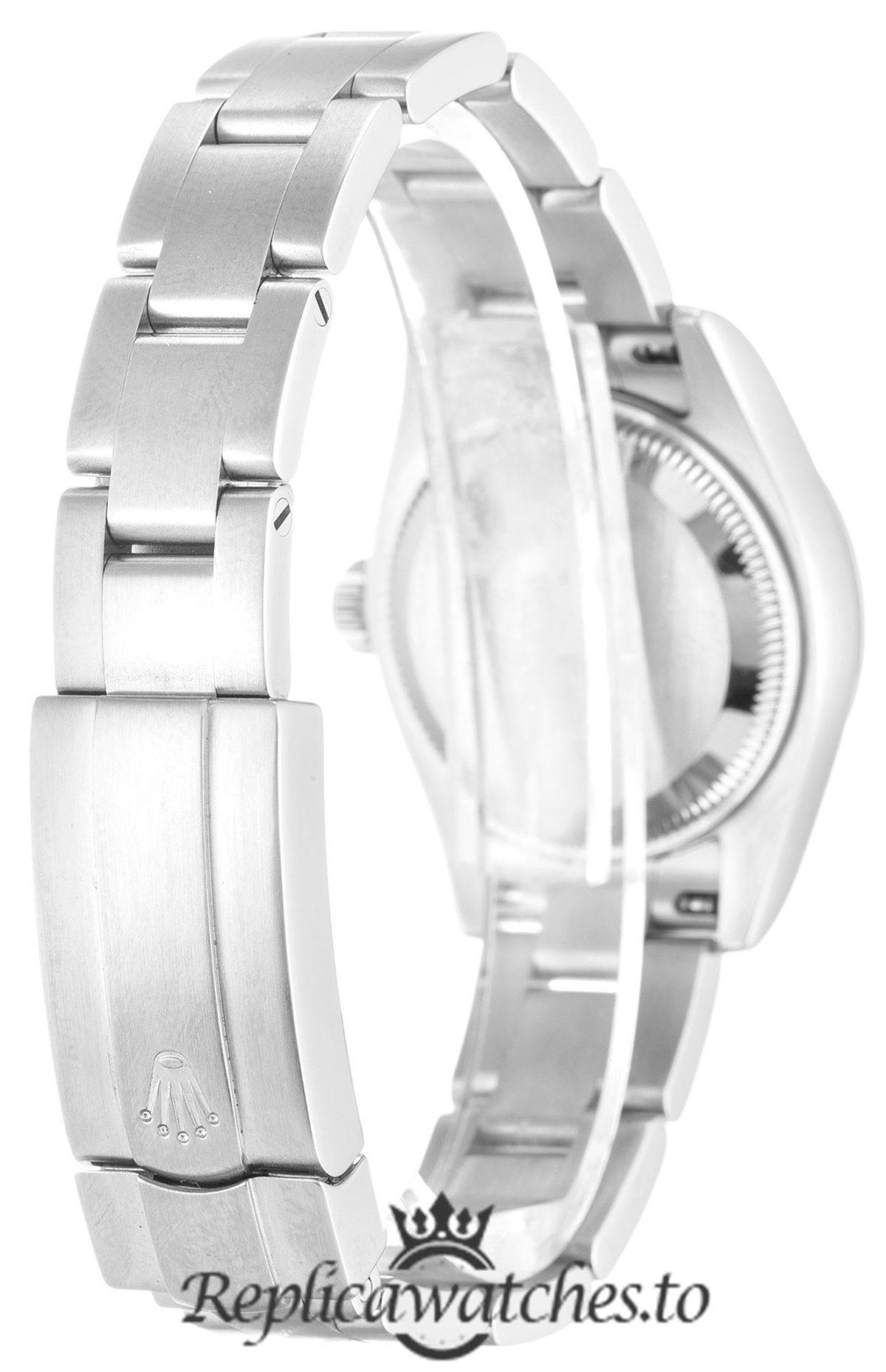 Rolex Oyster Perpetual Replica 176234 Silver Strap 26MM