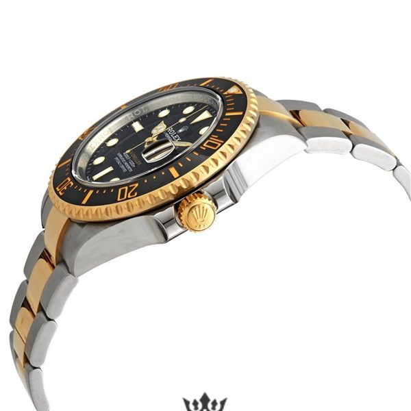 Rolex Sea Dweller Replica 126603 Black Bezel 43MM