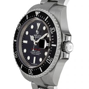 Rolex Sea Dweller Replica 126660 001 Black Bezel 43MM