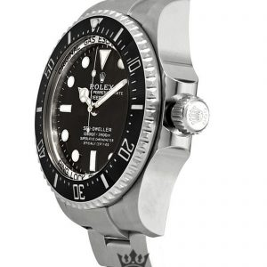 Rolex Sea Dweller Replica 126660 Black Bezel 44MM