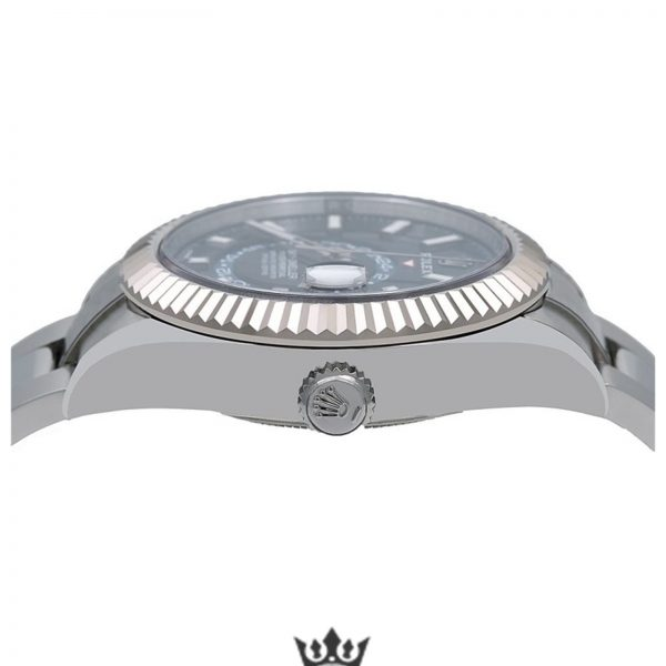 Rolex Sky Dweller Replica 326934 003 White Gold Strap 42MM
