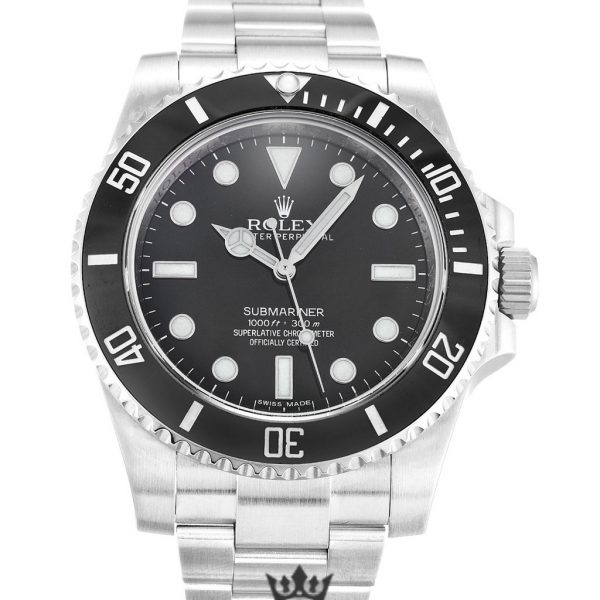 Rolex Submariner Replica 114060 Black Dial 40MM