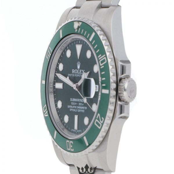 Rolex Submariner Replica 116610LV 001 Black Dial 40MM