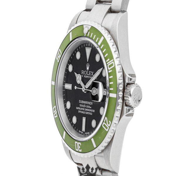 Rolex Submariner Replica 16610LV Green Bezel 40MM