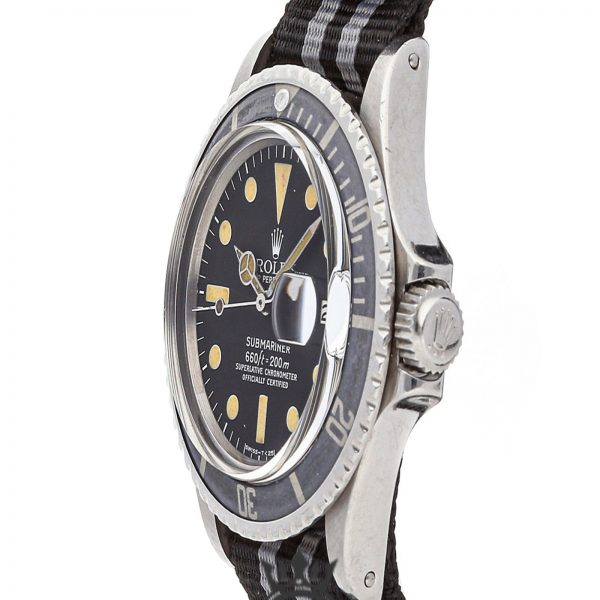Rolex Submariner Replica 1680 001 Black Dial 40MM