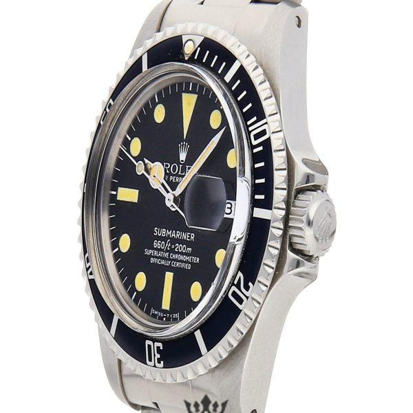 Rolex Submariner Replica 1680 Black Bezel 40MM