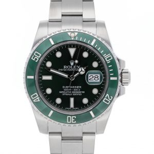 Rolex Submariner Replica 116610lv Green Bezel 40MM