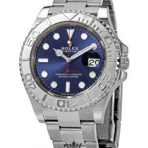 Rolex Yacht Master Replica 116695 SATS Silver Strap 40MM