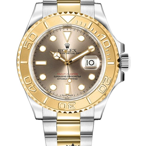 Rolex Yacht Master Replica 16623 002 Yellow Gold Bezel 40MM
