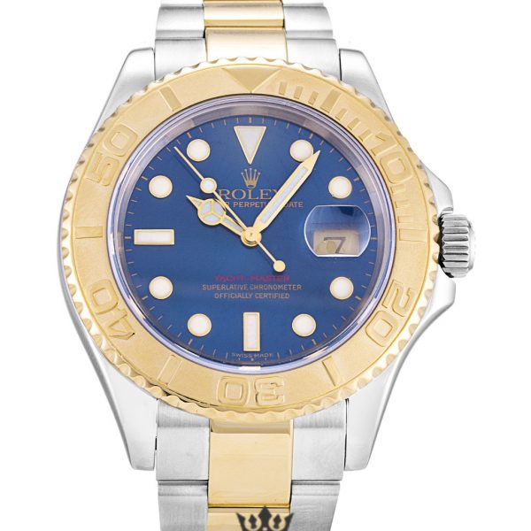 Rolex Yacht Master Replica 16623 Yellow Gold Bezel 40MM