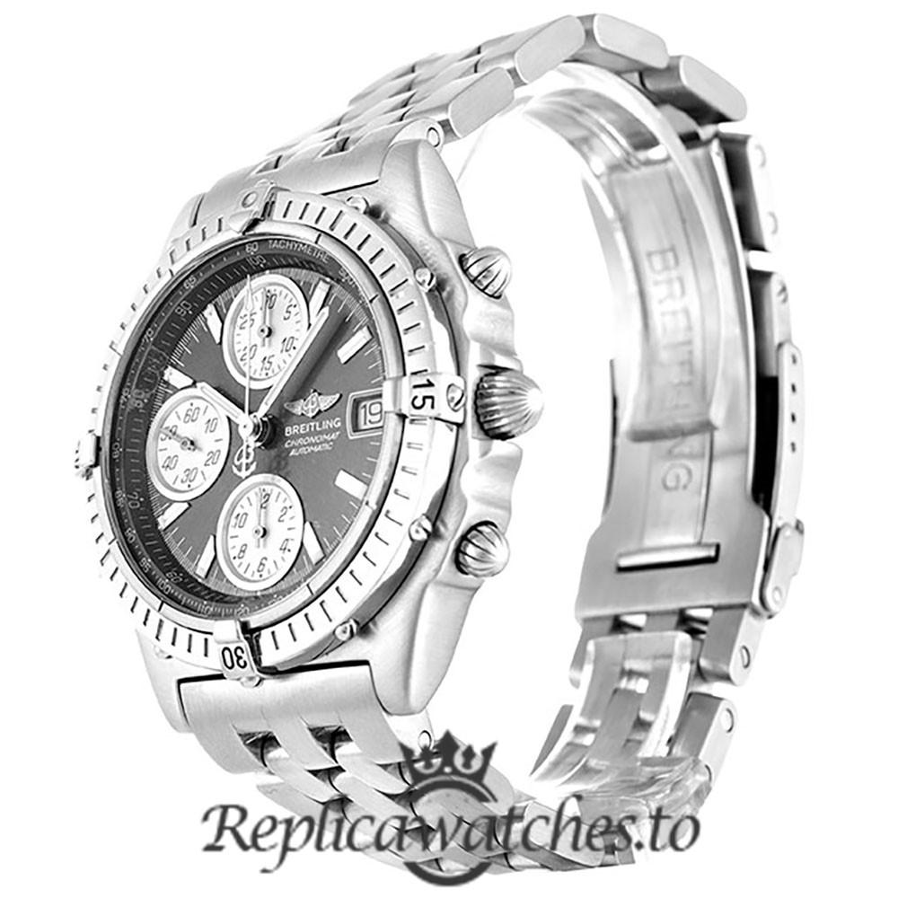 Breitling Chronomat Replica A13350 Grey Dial 40MM